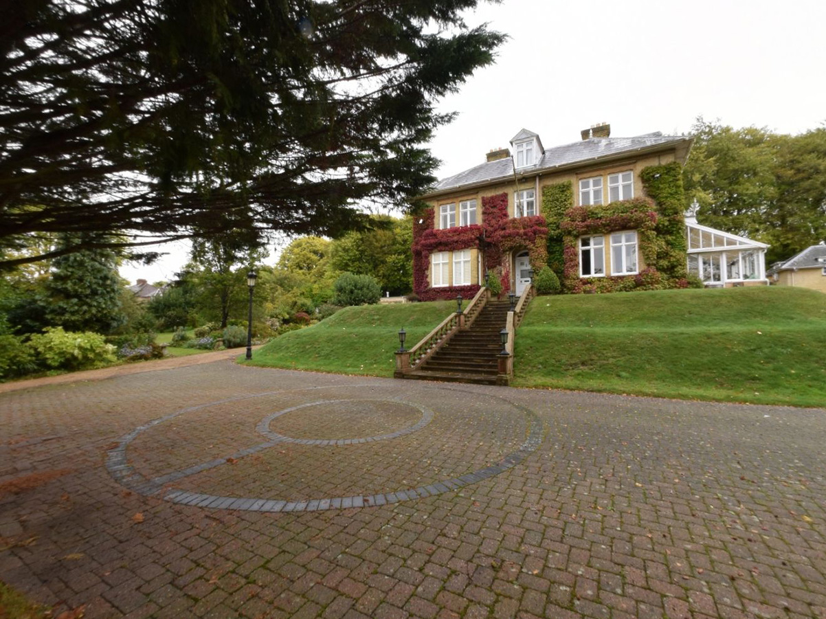 Topographic Survey Residential Plot
